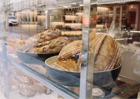 Nos variétés de pains.