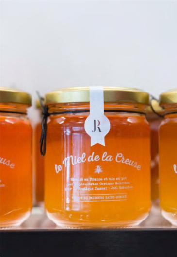Le Miel de la Creuse.