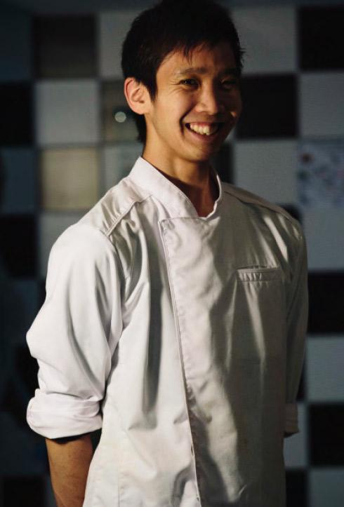 Le chef boulanger.